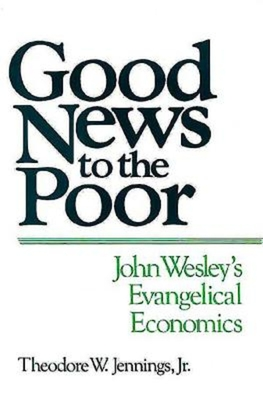 Good News to the Poor Cover