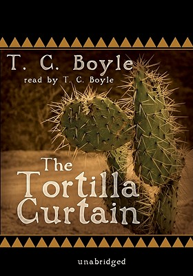 The Tortilla Curtain Cover