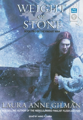 Weight of Stone (Vineart War (Audio) #2) Cover Image
