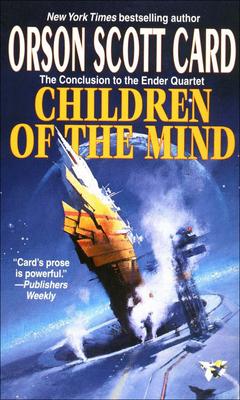 Children of the Mind (Ender Wiggin Saga) Cover Image