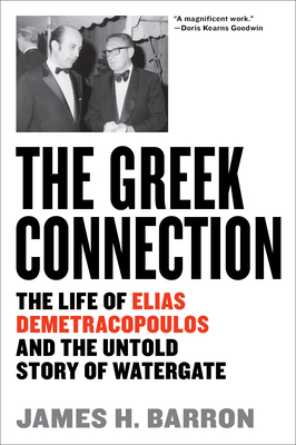 Cover for The Greek Connection