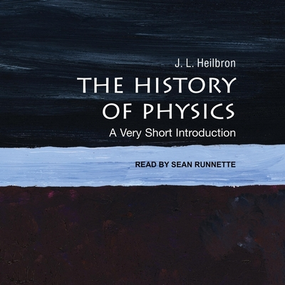 The History of Physics Lib/E: A Very Short Introduction Cover Image