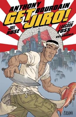 Get Jiro! Cover Image