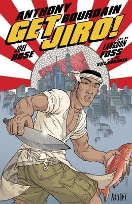Get Jiro! Cover