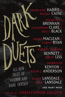 Dark Duets: All-New Tales of Horror and Dark Fantasy Cover Image