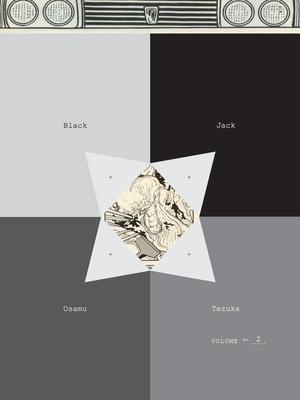 Black Jack, Volume 2 Cover
