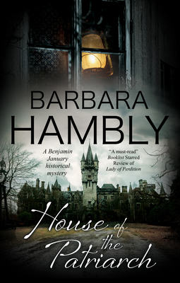 House of the Patriarch (Benjamin January Mystery #18) Cover Image