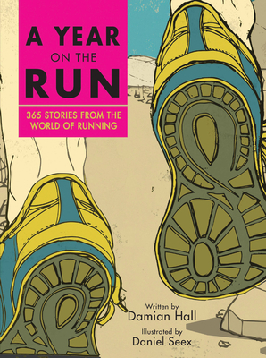 Cover for A Year on the Run
