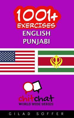 1001+ Exercises English - Punjabi Cover Image
