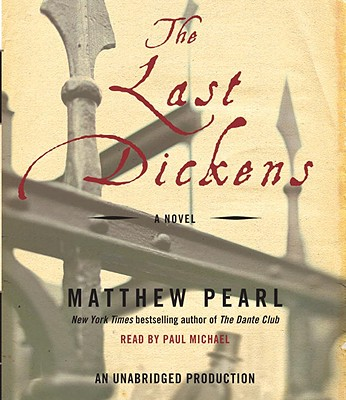The Last Dickens Cover