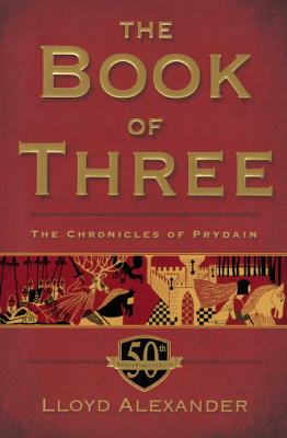 The Book of Three, 50th Anniversary Edition Cover Image
