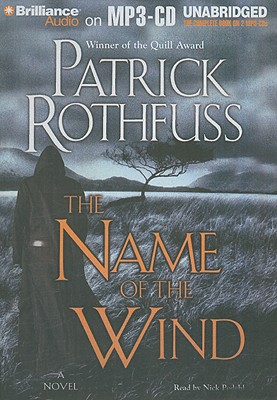 The Name of the Wind cover