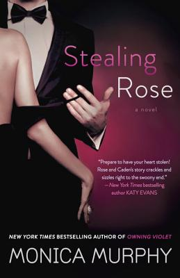 Cover for Stealing Rose