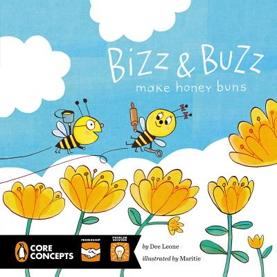Bizz & Buzz Make Honey Buns Cover