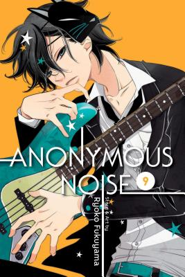 Cover for Anonymous Noise, Vol. 9