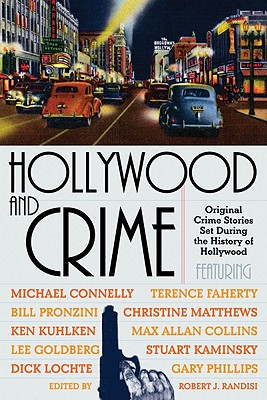 Hollywood and Crime Cover
