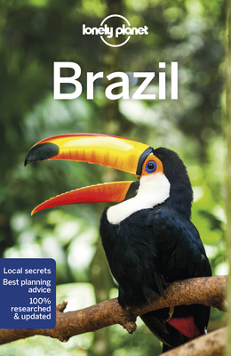 Lonely Planet Brazil 12 (Travel Guide) Cover Image