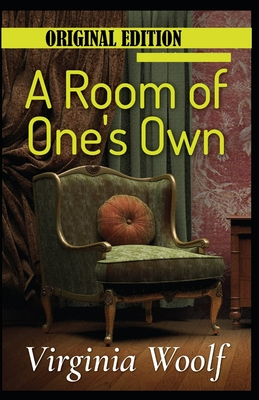 A Room of One's Own-Original Edition(Annotated) Cover Image
