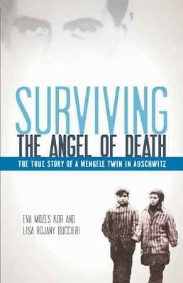Cover for Surviving the Angel of Death