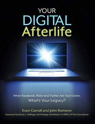 Your Digital Afterlife Cover