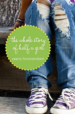 The Whole Story of Half a Girl Cover Image