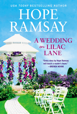 A Wedding on Lilac Lane (Moonlight Bay #4) Cover Image