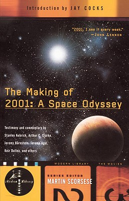 The Making of 2001 Cover