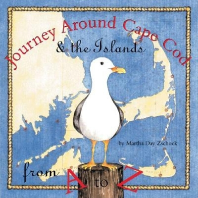Journey Around Cape Cod from A to Z Cover Image