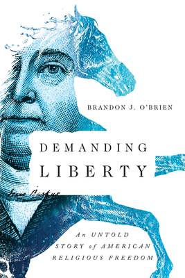 Cover for Demanding Liberty