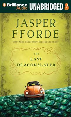 The Last Dragonslayer Cover