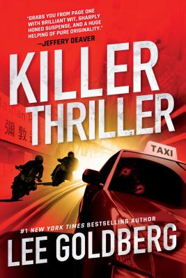Killer Thriller (Ian Ludlow Thrillers #2) Cover Image