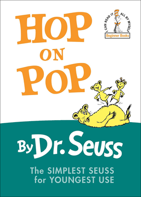 Hop on Pop (I Can Read It All by Myself Beginner Books) Cover Image