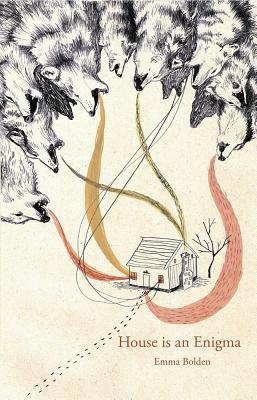 Cover for House is an Enigma (Cowles Poetry Prize Winner)