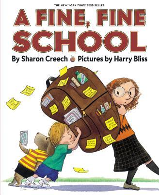 A Fine, Fine School Cover Image