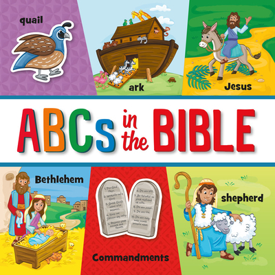Cover for ABCs in the Bible