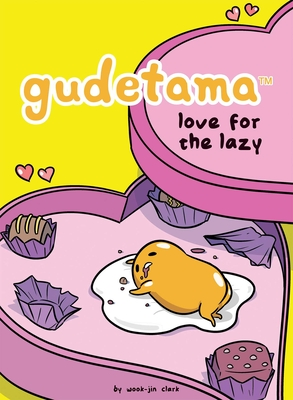 Gudetama: Love for the Lazy Cover Image