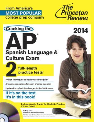 Cracking the AP Spanish Language & Culture Exam [With CDROM] Cover
