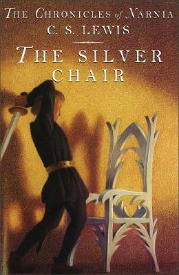 Cover for The Silver Chair (Paper-Over-Board)