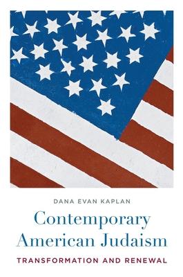 Contemporary American Judaism Cover