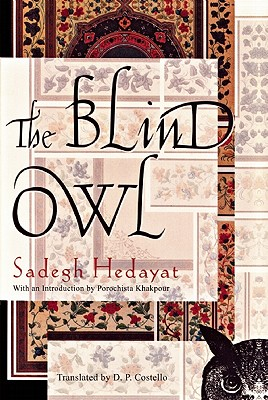 The Blind Owl Cover Image