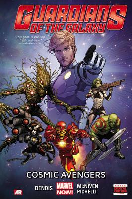 Guardians of the Galaxy Volume 1 Cover