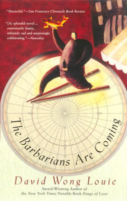 Cover for The Barbarians are Coming