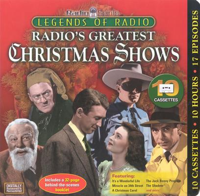 Radio Greatest Christmas Shows Cover Image