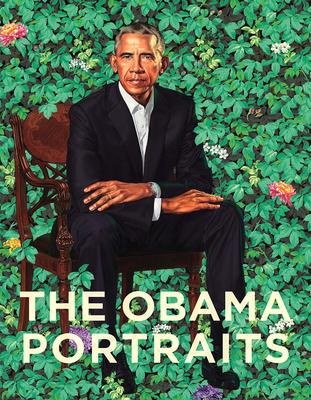The Obama Portraits Cover Image