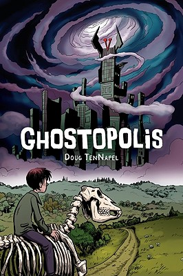 Ghostopolis Cover