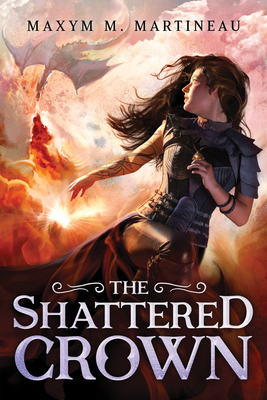 Cover for The Shattered Crown
