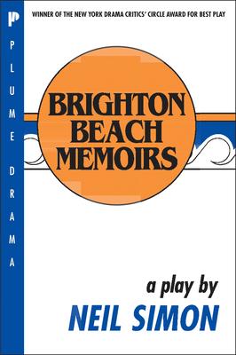 Brighton Beach Memoirs Cover