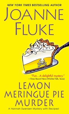 Lemon Meringue Pie Murder (A Hannah Swensen Mystery #4) Cover Image