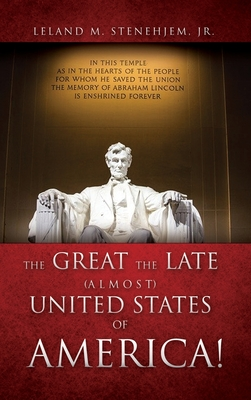 The Great The Late (Almost) United States of America. Cover Image