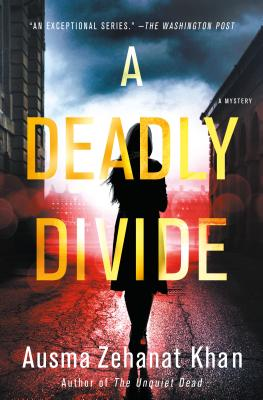 A Deadly Divide: A Mystery (Rachel Getty and Esa Khattak Novels #5) Cover Image